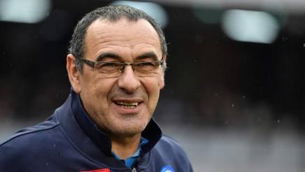 Maurizio Sarri, 59 anni.