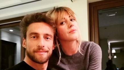 Claudio Marchisio e Roberta Sinopoli. Instagram