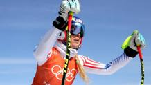 Lindsey Vonn, 33 anni. Getty Images