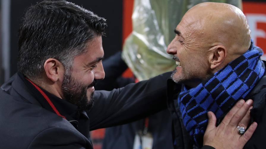 Gattuso, forma top e morale Spalletti: solo il calendario