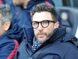 Eusebio Di Francesco, 48 anni, allenatore della Roma. Lapresse