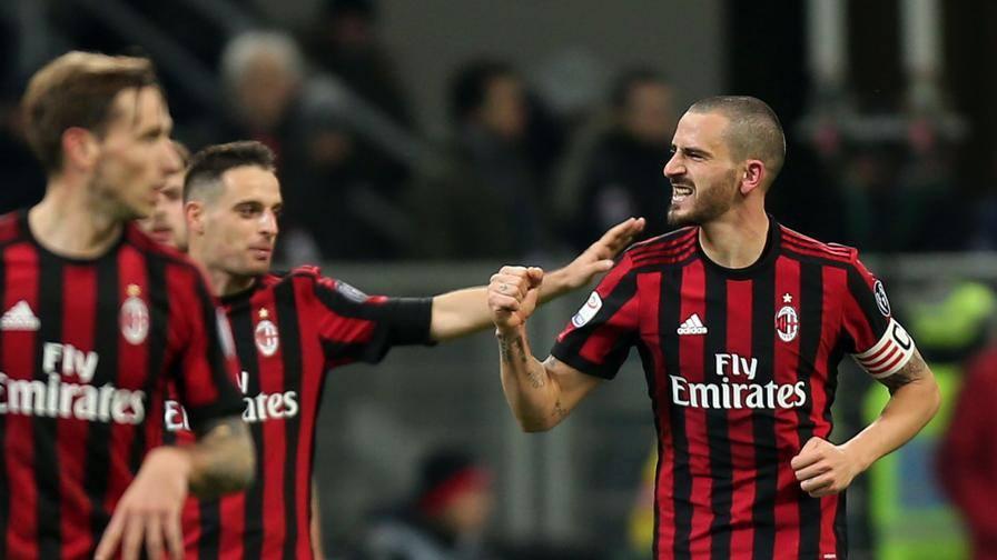 """Bonucci esalta Gattuso """"Mai visto uno come Rino"""""""