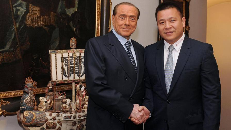 Milan, nubi fosche su Mr Li E il club ora cerca fondi…