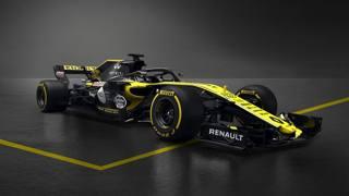 La Renault RS18