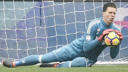 Wojciech Szczesny, 27 anni, portiere dalla Juventus. Getty