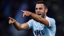 Stefan De Vrij, 27 anni, a fine stagione lascerà la Lazio. Ansa