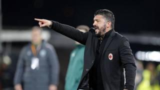 Gennaro Gattuso, 39 anni, allenatore del Milan. Ap