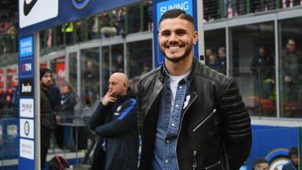 Mauro Icardi, 25 anni, in