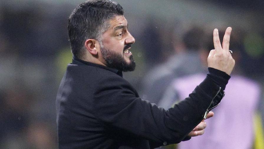 "Gattuso: ""Futuro? Spero qui Ok Silva-Kalinic. Cutrone…"""