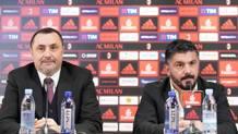 Massimiliano Mirabelli (48) e Gennaro Gattuso (40). Lapresse