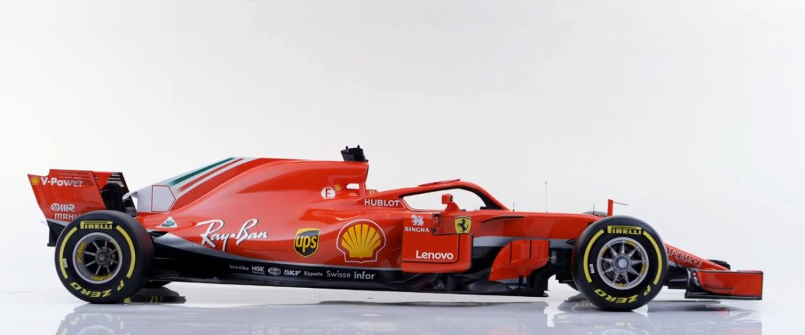 Ecco La Nuova Ferrari