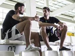 I testimonial Filippo Lanza e Luca Vettori