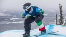 Manuel Pozzerle: snowboard - upper limb