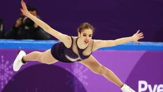Carolina Kostner, 31 anni. Getty Images