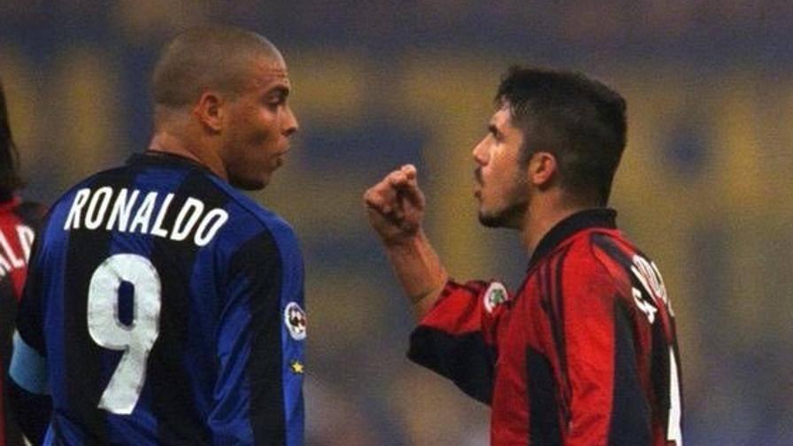 L'assist, Zanetti e… Gesù Gattuso-derby dalla A alla Z