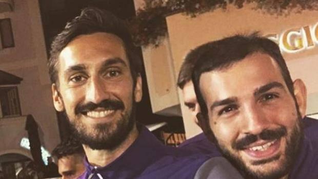 Davide Astori e Riccardo Saponara.