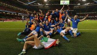L'Italdonne, prima Italia a vincere al Millennium