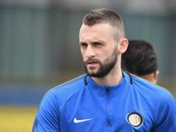 Marcelo Brozovic, centrocampista dell'Inter. Getty
