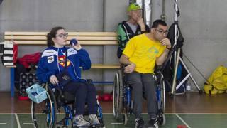 Paralimpici, gli azzurri della boccia verso Tokio 2020