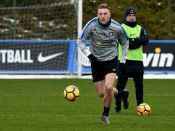 Milan Skriniar, prima stagione all'Inter. Getty Images