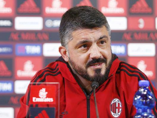 "Gattuso: ""Var  in Europa? Sì Abate e Calabria k.o."""
