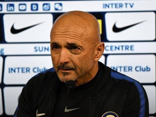 """Spalletti: """"Più continuità E io devo meritarmi l'Inter"""""""