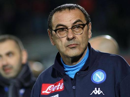 Napoli, la sorpresa di Sarri Azzurri in ritiro pre Genoa