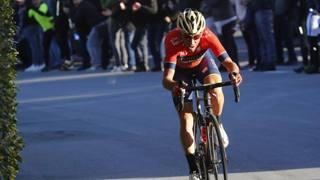 A Sanremo l'assolo di  Nibali