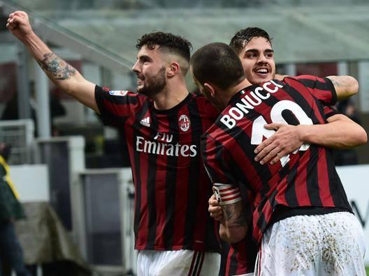 Milan-Chievo 3-2 Il tabellino