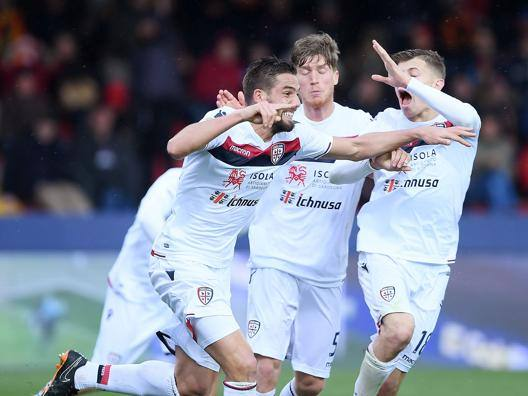 Il Benevento si illude Rimonta Cagliari nel finale
