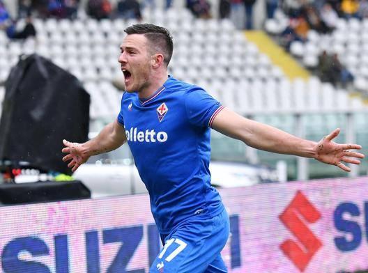 Torino-Fiorentina 1-2 Il tabellino