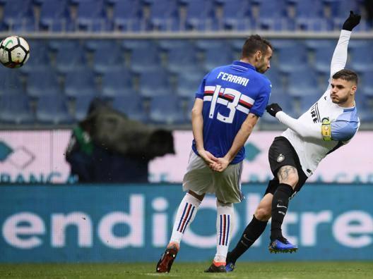 Sampdoria-Inter 0-5, il tabellino: quattro gol nerazzurri in 44'