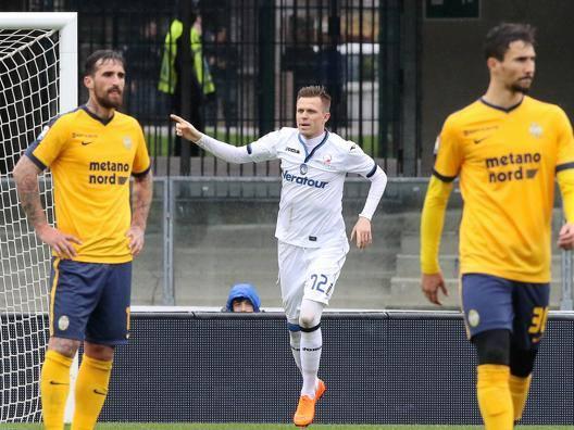 Serie A, Verona-Atalanta 0-5: il tabellino