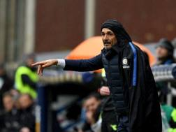 Luciano Spalletti., tecnico dell'Inter Getty