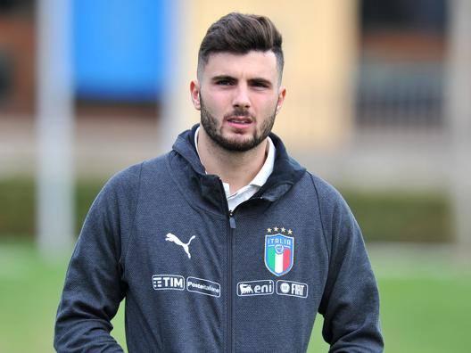 """Giovane Italia, che emozione Cutrone: """"Messi? Alla Play"""""""