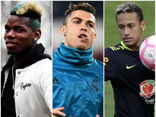 Pogba, Neymar e CR7 Se la star ha il mal di pancia