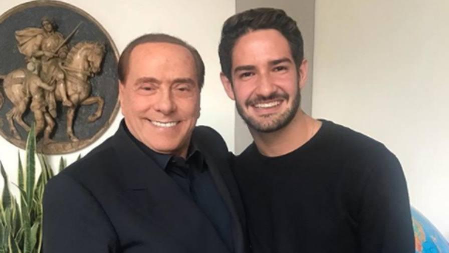 Pato amarcord a Milano Incontro con Berlusconi