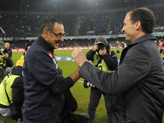 Juve, rivali mai così vicini E Allegri perse il titolo da +4