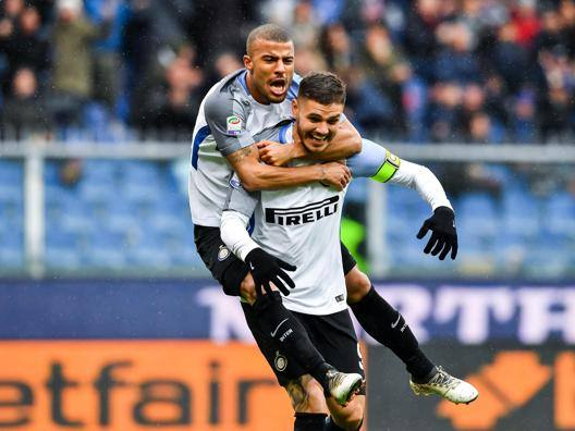 """Icardi : """"Un poker perfetto I gol più belli? Alla Juve..."""""""
