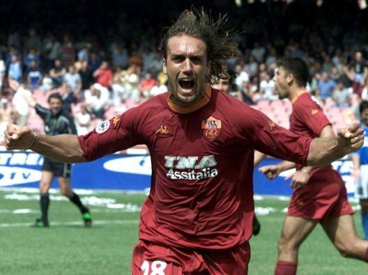 """Batistuta carica la Roma """"Può battere il Barcellona"""""""