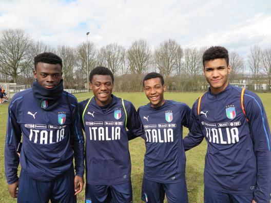 Da Kean a Barella a Pellegri L'Italia del futuro sboccia