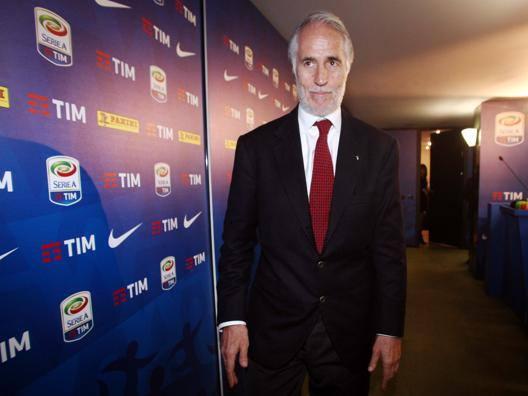 """Malagò: """"Cena Mediapro?  Non mi ha invitato nessuno"""""""