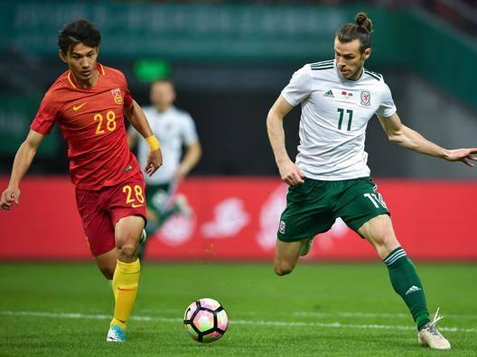 Lippi ne prende 6 dal Galles Bale, tris che vale la storia