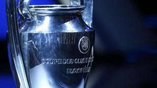 Trofeo di Champions League. Epa