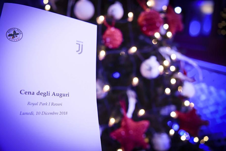 Auguri Di Buon Natale Juve.Da Cr7 Ad Agnelli E Bonucci In Casa Juve E Gia Natale Gazzetta