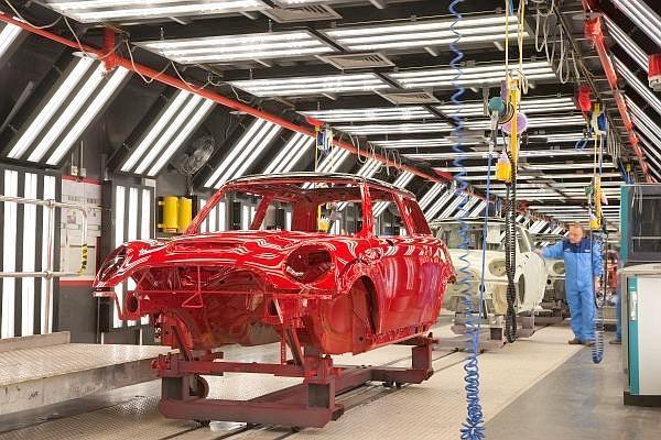Mini un secolo di auto a oxford for Darcy motors morris illinois