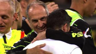 Lo scudetto di Guidolin