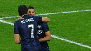 Inter-Trapani 3-2: highlights