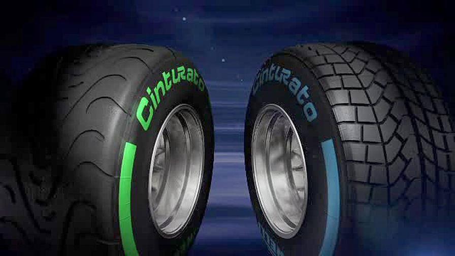 Pir Rain 2014, i nuovi pneumatici da bagnato - Video Gazzetta.it