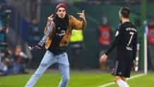 Ribery aggredito dall'invasore molesto